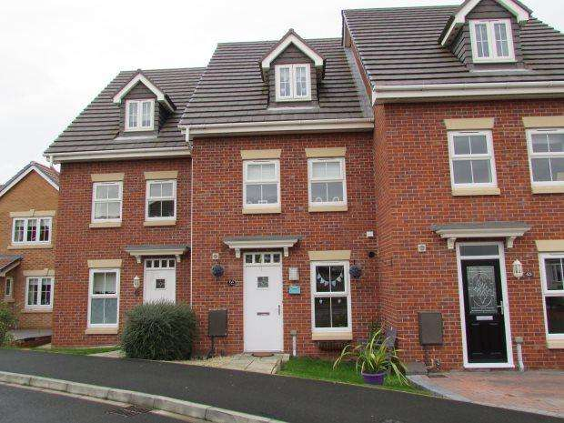 3 Bedrooms Terraced House for sale in THE SIDINGS, BLACKHALL, HARTLEPOOL