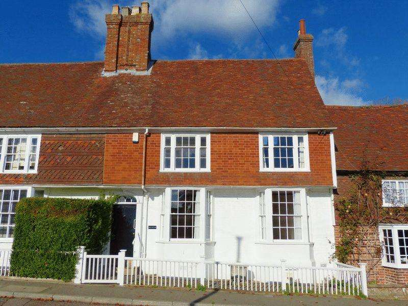 4 Bedrooms Terraced House for sale in High Street, Cranbrook