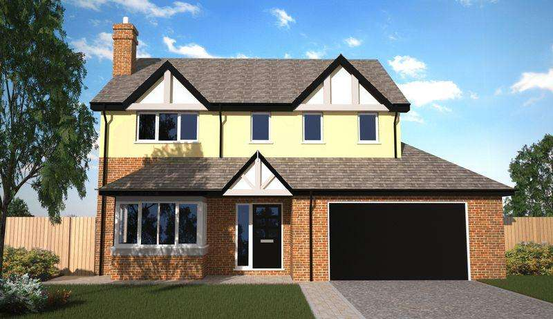4 Bedrooms Detached House for sale in Main Road, Pinvin