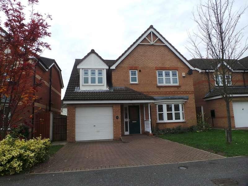 4 Bedrooms Detached House for sale in Salisbury Close, Morton, Gainsborough DN21