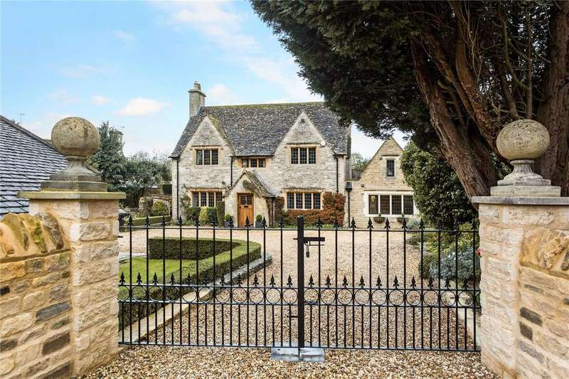 4 Bedrooms Detached House for sale in Shilton Road, Burford, Oxfordshire, OX18