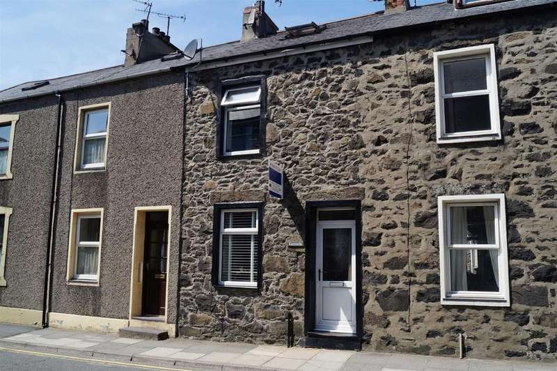 3 Bedrooms Terraced House for sale in New Street, Pwllheli, Pwllheli
