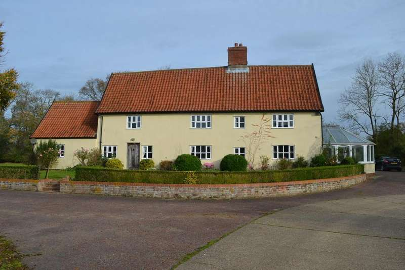4 Bedrooms Farm House Character Property for rent in Kenton, Nr Debenham
