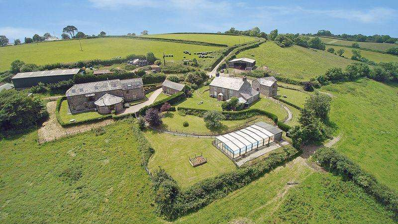 10 Bedrooms Detached House for sale in Saltash, Cornwall