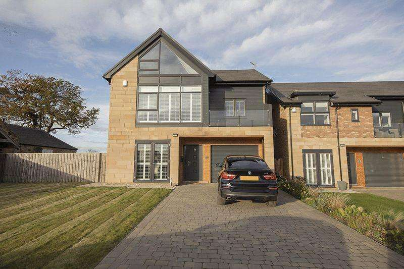 5 Bedrooms Detached House for sale in Arcot Grange, Cramlington