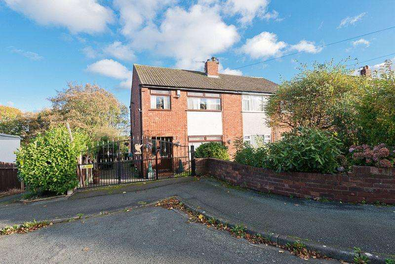 3 Bedrooms Semi Detached House for sale in St Marys Road, Halton Village, Runcorn