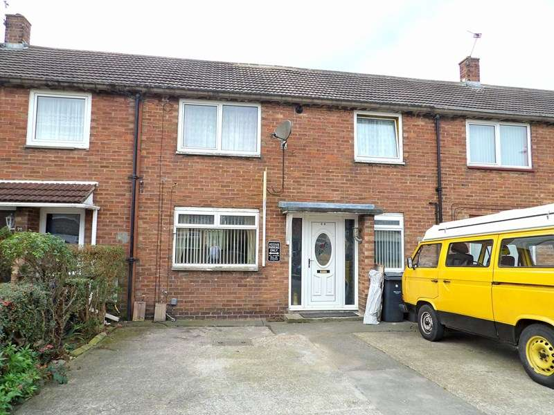 2 Bedrooms Property for sale in Lorrain Road, Whiteleas, South Shields, Tyne and Wear, NE34 8HU