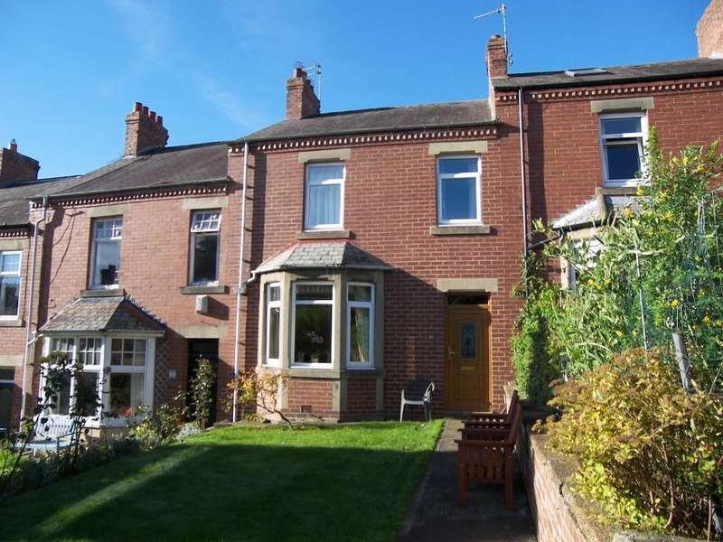 3 Bedrooms Terraced House for sale in Olympia Hill, Morpeth
