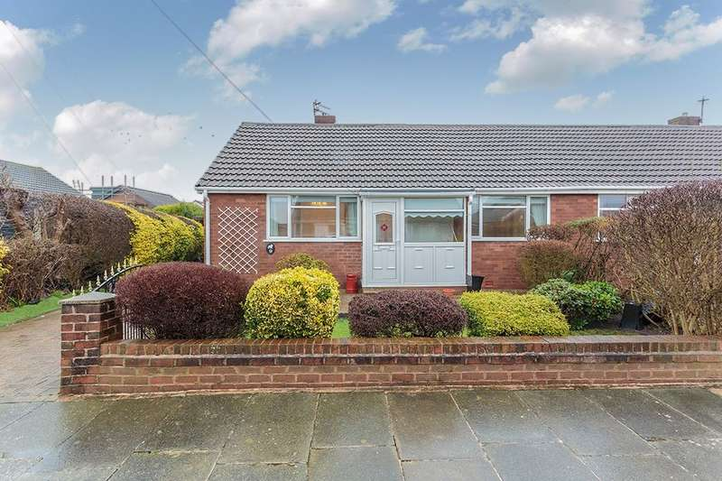2 Bedrooms Semi Detached Bungalow for rent in Bardsway, Thornton-Cleveleys, FY5