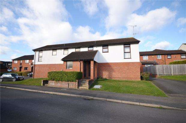 1 Bedroom Apartment Flat for sale in Fleetham Gardens, Lower Earley, Reading