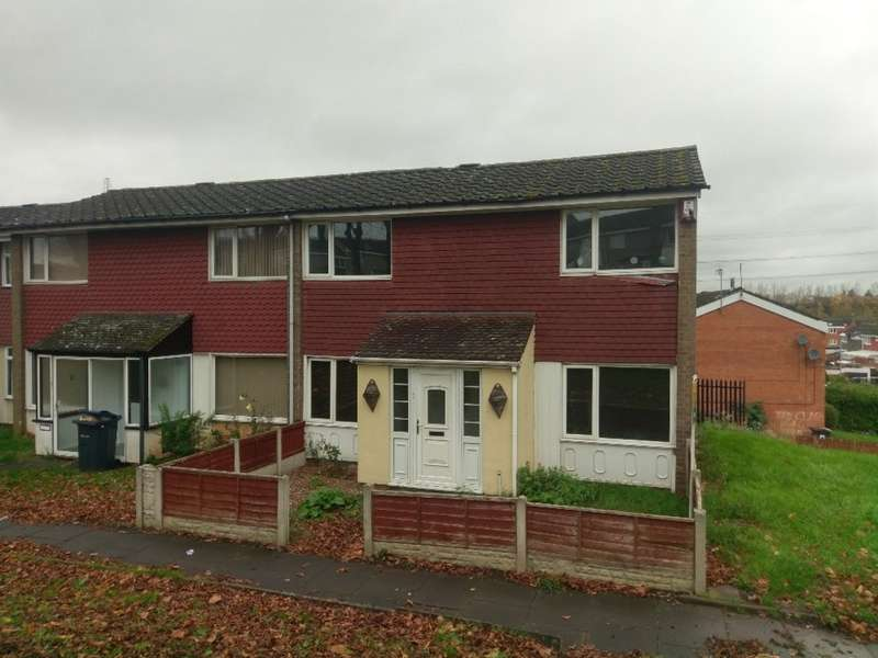 3 Bedrooms Terraced House for rent in Stratford Walk, Castle Bromwich B36