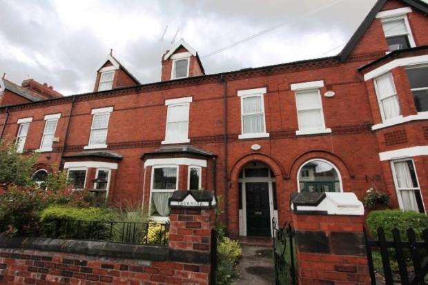 5 Bedrooms Terraced House for rent in Halkyn Road, Hoole, Chester, CH2