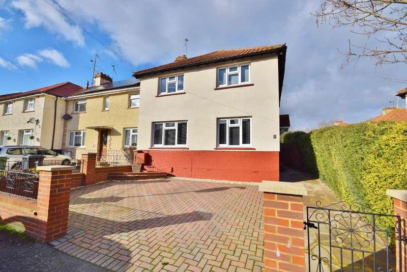3 Bedrooms End Of Terrace House for sale in Westfield Road, Basingstoke, RG21