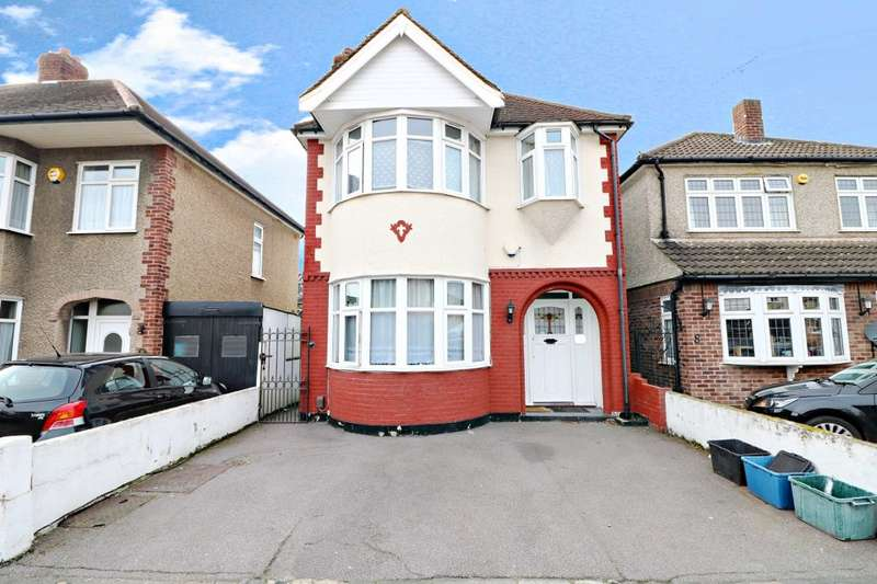 6 Bedrooms Detached House for sale in Nutfield Gardens, Ilford, IG3