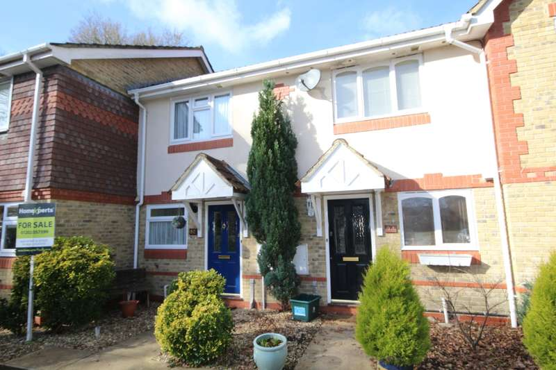2 Bedrooms Terraced House for sale in Hainault Drive, Verwood, BH31