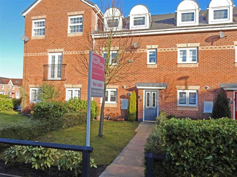 3 Bedrooms Town House for sale in Savannah Place, Warrington