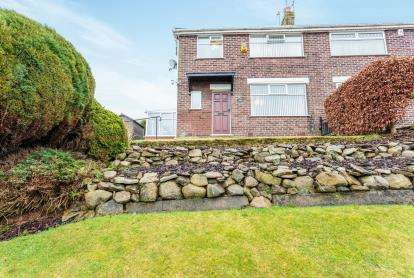 3 Bedrooms Semi Detached House for sale in Carrington Avenue, Livesey, Blackburn, Lancashire
