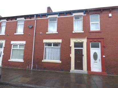 3 Bedrooms Terraced House for sale in Raikes Road, Preston, Lancashire