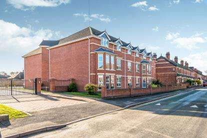 1 Bedroom Flat for sale in St. Leonards Avenue, Stafford, Staffordshire, .