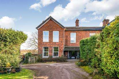 4 Bedrooms Semi Detached House for sale in Rickerscote Manor House, Rickerscote, Stafford, Staffordshire