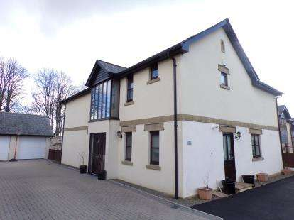 4 Bedrooms Detached House for sale in Bodmin, Cornwall, .