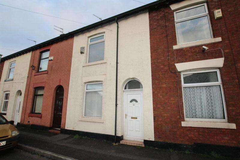 2 Bedrooms Terraced House for sale in Agincourt Street, Heywood, OL10 3BT