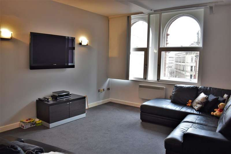 2 Bedrooms Apartment Flat for sale in China House, 14 Harter Street, Manchester, M1 6HP