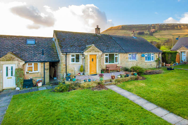 3 Bedrooms Terraced House for sale in Lane Head Green, Edale, Hope Valley