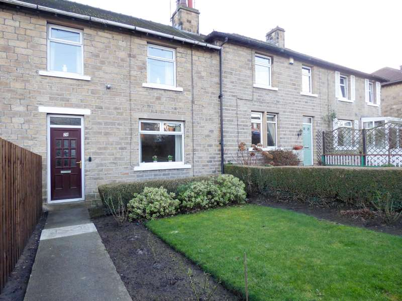3 Bedrooms Terraced House for sale in Bradley Road, Huddersfield, HD2 1UZ