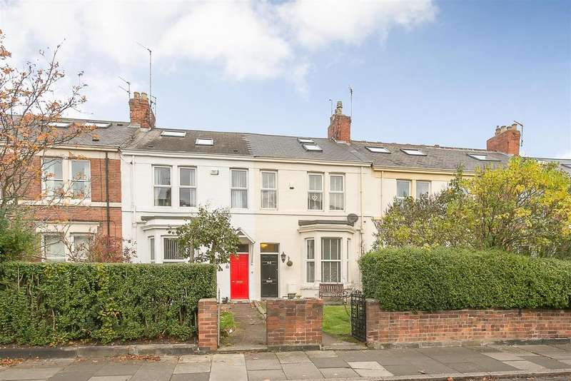 3 Bedrooms Terraced House for sale in Woodbine Road, Gosforth, Newcastle upon Tyne