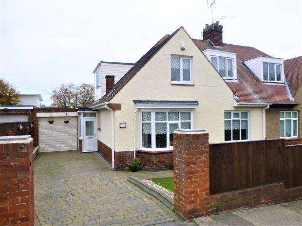 4 Bedrooms Semi Detached House for sale in BIRCHFIELD ROAD, THORNHILL, SUNDERLAND SOUTH