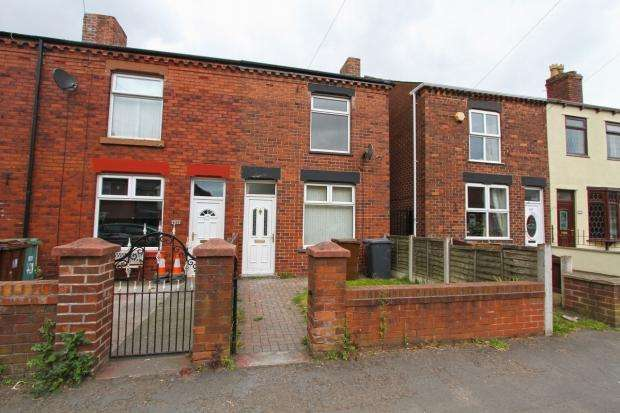 3 Bedrooms Terraced House for sale in Bryn Road Ashton In Makerfield Wigan