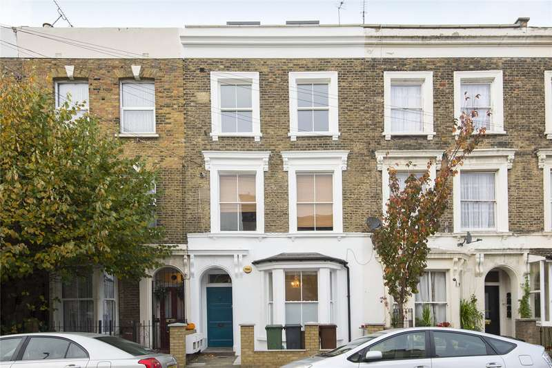 3 Bedrooms Flat for sale in Clifden Road, London, E5