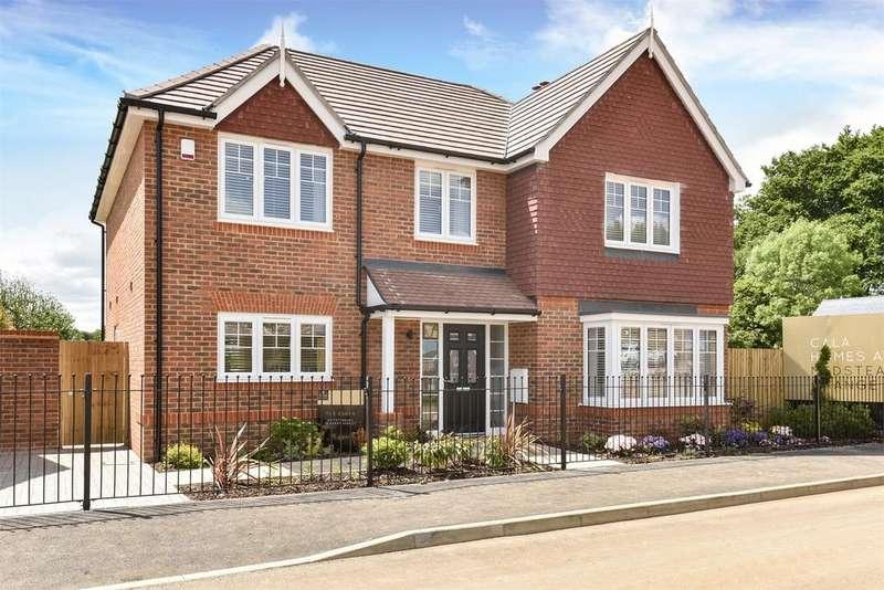 4 Bedrooms Detached House for sale in Medstead, Alton, Hampshire