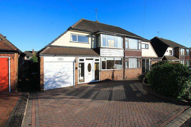 3 Bedrooms Semi Detached House for sale in Shenley Avenue, Dudley