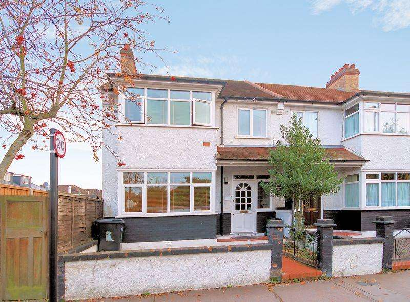 3 Bedrooms Semi Detached House for sale in Elmgrove Road, Addiscombe