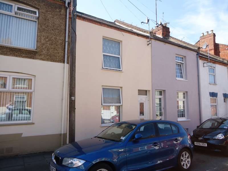 2 Bedrooms Terraced House for rent in Craven Street, Mounts, NN1 3EZ