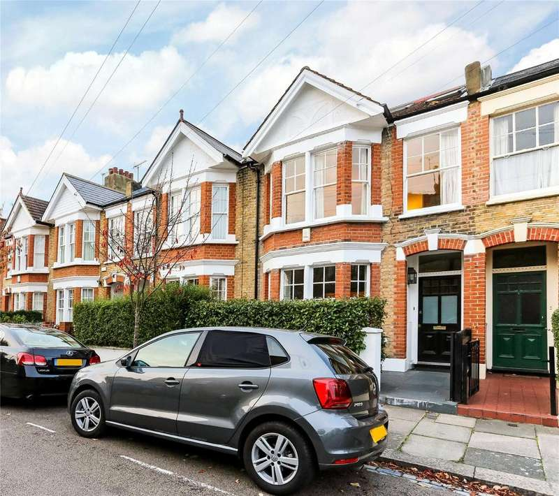 5 Bedrooms Terraced House for sale in Bangalore Street, Putney, London, SW15