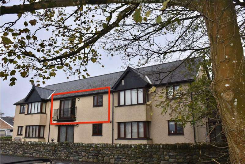2 Bedrooms Apartment Flat for sale in Flat 4 Nant Y Dail, Talybont, LL43