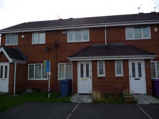 2 Bedrooms Terraced House for rent in Woodhurst Crescent, Liverpool, L14