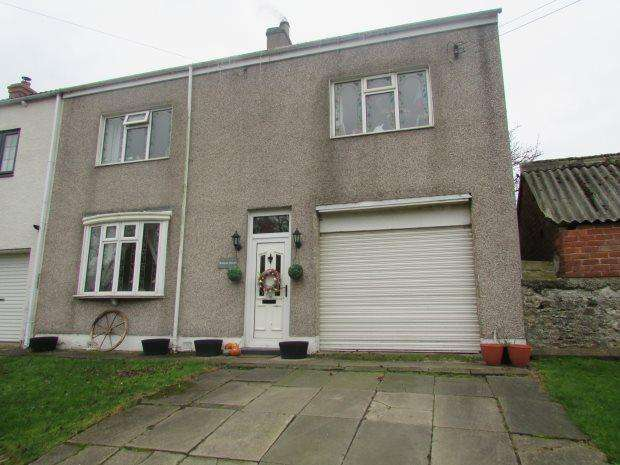 3 Bedrooms Terraced House for sale in THE TERRACE, DALTON PIERCY, HARTLEPOOL