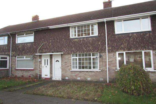 2 Bedrooms Terraced House for sale in ST ANDREWS ROAD, SPENNYMOOR, SPENNYMOOR DISTRICT