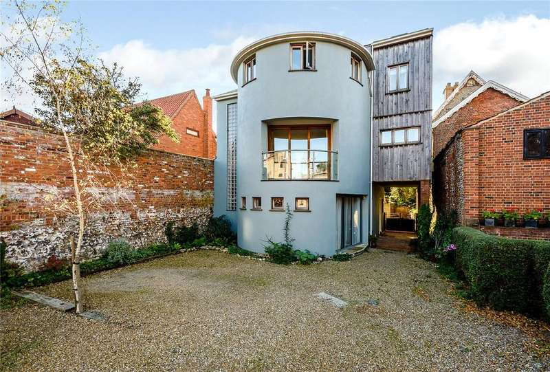 4 Bedrooms Detached House for sale in Croft Yard, Wells-next-the-Sea, Norfolk, NR23