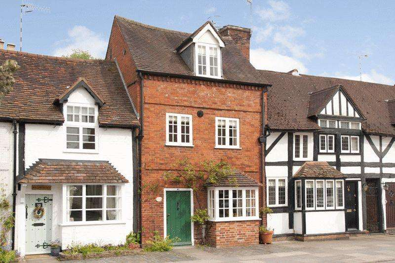 3 Bedrooms Cottage House for sale in Henley-In-Arden, Warwickshire