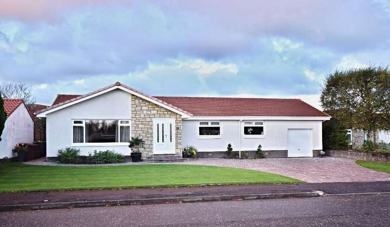 4 Bedrooms Bungalow for sale in Glenalla Crescent , Ayr , South Ayrshire, KA7 4DA