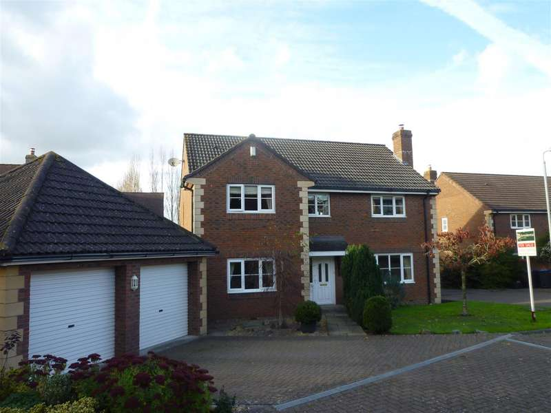 5 Bedrooms Detached House for sale in West Ashton, Trowbridge - No Chain