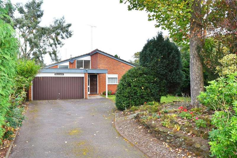3 Bedrooms Detached Bungalow for sale in Greenhill, Leighton Buzzard