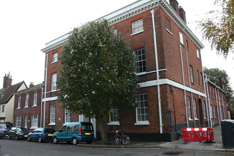 2 Bedrooms Ground Flat for sale in UPPER ST GILES STREET NORWICH