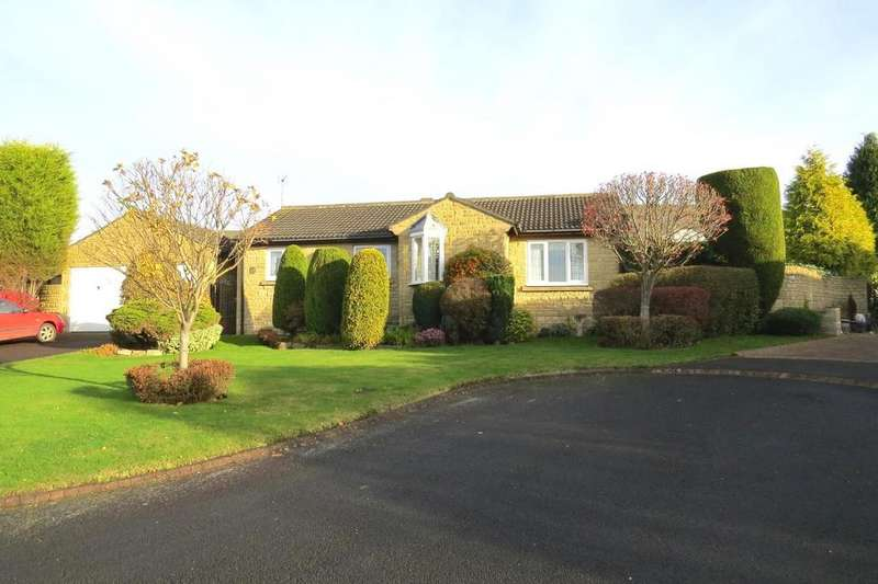 2 Bedrooms Detached Bungalow for sale in Mill Farm, Ellington