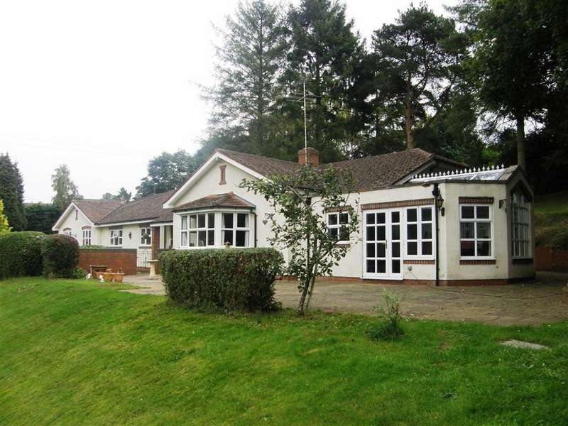 5 Bedrooms Detached House for sale in Sandy Lane, Kidderminster, DY11